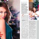 Zhanna Friske - Tele Week Magazine Pictorial [Russia] (31 December 2012) - 454 x 277
