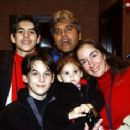 Erik Estrada and Family