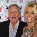 Hugh Hefner and Crystal Harris - 450 x 344