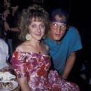Carol Kane and Woody Harrelson