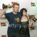 Brody Dalle and Josh Homme - 403 x 594