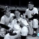 Yogi Berra, Whitey Ford & Mickey
