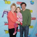 Caroline Rhea and Costaki Economopoulos