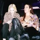 Anthony Kiedis and Yohanna Logan