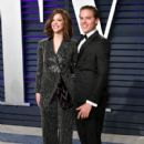 Barbara Palvin and Dylan Sprouse: 2019 Vanity Fair Oscar Party Hosted By Radhika Jones - Arrivals