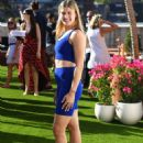 Eugenie Bouchard – Crown IMG Tennis Party in Melbourne - 454 x 635
