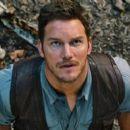 Chris Pratt as Owen Grady in Jurassic World 1 & 2 - 454 x 256