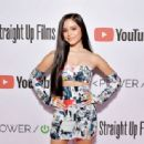 Jenna Ortega- Power On Premiere By Straight Up Films With Support From YouTube - 454 x 314