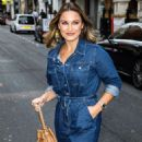 Sam Faiers – Sure's Everyday Gym Your World Your Workout Exclusive Event in London - 454 x 627