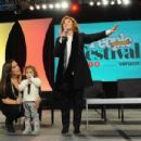 Angelica Maria and Angelica Vale: 2015 PEOPLE En Espanol Festival Day 2 - Press Room - 454 x 302