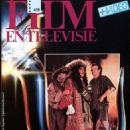 Hook - Film en televisie Magazine Cover [Belgium] (April 1992)