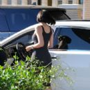 Kylie Jenner is spotted out shopping at Barneys New York in Beverly Hills, California on July 14, 2016