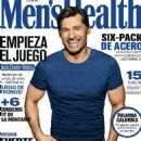 Nikolaj Coster-Waldau - Men's Health Magazine Cover [Spain] (April 2019)