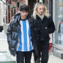 Sophie Turner and Joe Jonas Out in New York 03/12/2019 - 454 x 679