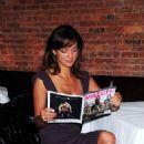 Eva LaRue - Eva La Rue - The CBS Watch Launch - PJ Clarke's Side Car In New York 2009-05-19