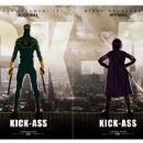 Kick-Ass Art Poster