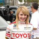 Kathryn Morris - Toyota Celebrity Racing, Mar 17, 2007