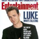 Luke Perry - Entertainment Weekly Magazine [United States] (11 March 1994)
