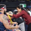 Meghan Markle and Prince Harry – Wheelchair Basketball finals during the Invictus Games in Sydney