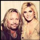 Rain Andreani and Vince Neil - 454 x 446