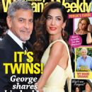 George Clooney, Amal Alamuddin - Woman's Weekly Magazine Cover [New Zealand] (27 February 2017)