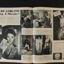 Judy Garland - Screen Guide Magazine Pictorial [United States] (February 1942) - 454 x 340