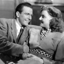 Hugh Beaumont and Ann Savage