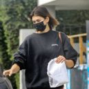 Kaia Gerber – Seen while out in Malibu - 454 x 490