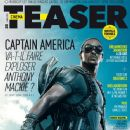 Anthony Mackie - Cinema Teaser Magazine Cover [France] (March 2014)
