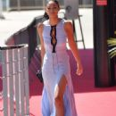 Chanel Iman Out and About In Cannes