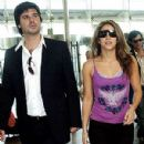 Shakira and Antonio de la Rua in Rome