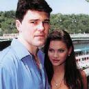 Andrea Veresova and Jaromir Jagr