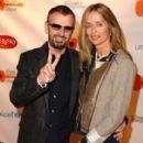 Ringo Starr and Barbara Bach