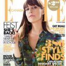 Leslie Feist Elle Canada October 2011 - 454 x 642