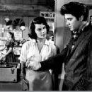 Judy Tyler, Elvis Presley - 407 x 321
