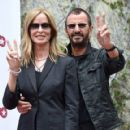Ringo Starr and friends hang out at his birthday celebration on July 7, 2015.