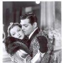 Myrna Loy and Clark Gable