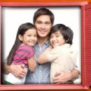 Xyriel Manabat and Piolo Pascual