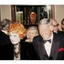Lucille Ball and Gary Morton