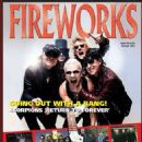 Klaus Meine - Fireworks Magazine Cover [United Kingdom] (March 2015)