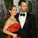 Natalie Portman - 2012 Vanity Fair Oscar Party Hosted By Graydon Carter - Arrivals