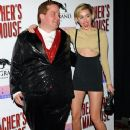 Miley Cyrus Hosts The Premiere Of Beacher's Madhouse Las Vegas December 27, 2013