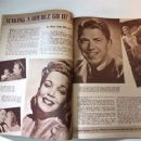 Ronald Reagan - Silver Screen Magazine Pictorial [United States] (August 1941) - 454 x 363