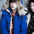 Jang Geun Seok and Park Shin Hye for the Winter Codes Combine Collection