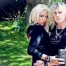 Rick Savage and wife Paige