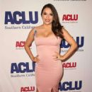 Eva Longoria – ACLU Bill of Rights Dinner in Beverly Hills - 454 x 691