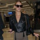 Hailey Clauson – Arriving at LAX Airport in Los Angeles - 454 x 681