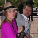 Diane Kruger - Joshua Jackson & His Girl-pal Arrive At FOX Network Uprfronts Event In New York City May 17, 2010