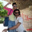 Soni Malaj and Mirko Luccarelli