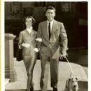 Phyllis Kirk, Peter Lawford & Asta In The Thin Man - 454 x 557